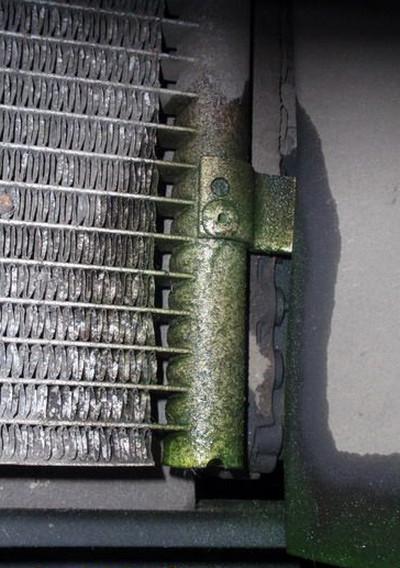 VALEO Jäähdytin, moottorin jäähdytys Alumiini